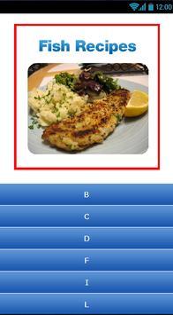 Fish Recipes ! poster