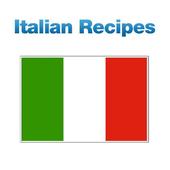 Italian Recipes ! icon