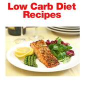 Low Carb Diet Recipes icon