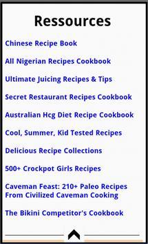 Soup Recipes ! apk screenshot