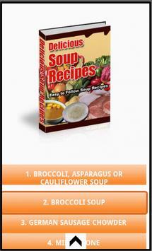 Soup Recipes ! poster