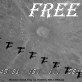 ISS Transit Prediction Free icon