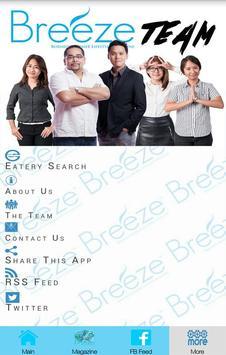 Breeze Magazine poster