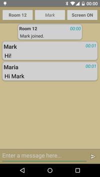 Instant WiFi Chat apk screenshot