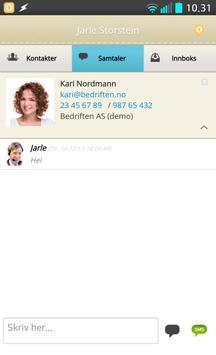 eDialog24 Mobil apk screenshot
