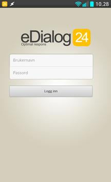 eDialog24 Mobil poster