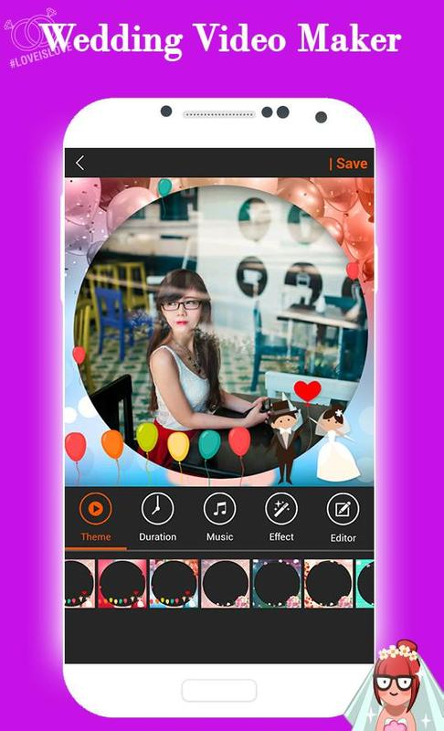 wedding video maker apk download free video players
