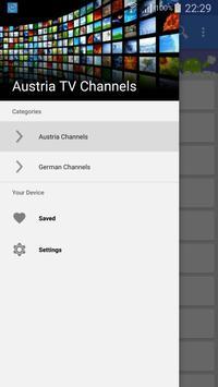 Austria TV Channels apk screenshot