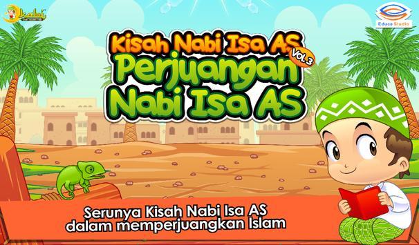 Kisah Nabi Isa 3: Perjuangan apk screenshot