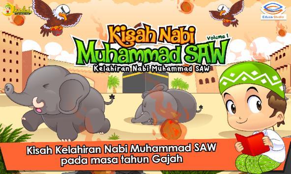 Kisah Nabi Muhammad SAW 1 poster