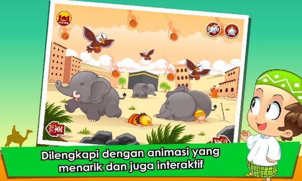 Kisah Nabi Muhammad SAW 1 apk screenshot