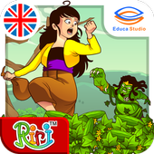 Timun Mas Kids Story Book icon