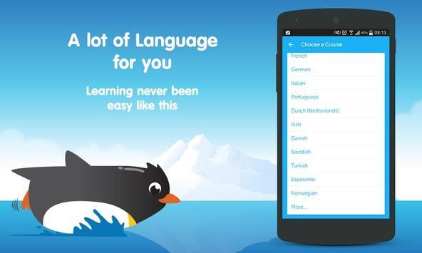 Penguins Language poster