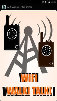 Wifi Walkie Talkie 2016 poster