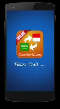 Kamus Arab Offline poster