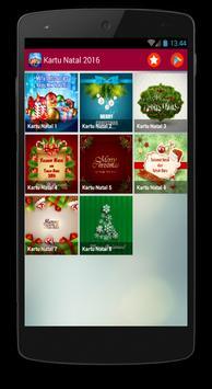 Kartu Natal 2016 apk screenshot