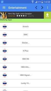 TV Thailand All Channels apk screenshot