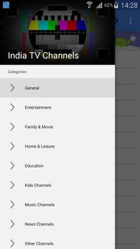 TV India All Channels poster