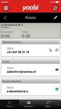 Yoobi® apk screenshot