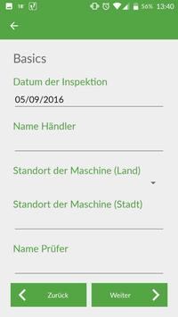 E-Farm Inspection apk screenshot