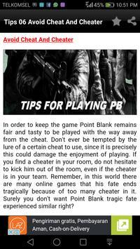 Tips Playing PB apk screenshot