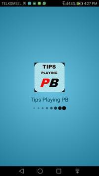 Tips Playing PB poster