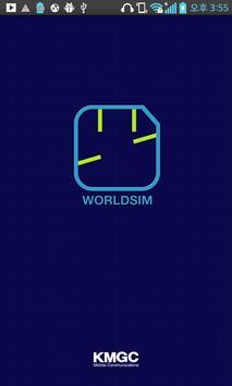 World Sim poster