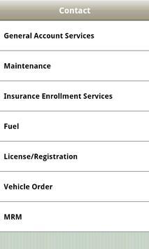 Enterprise Fleet Management apk screenshot