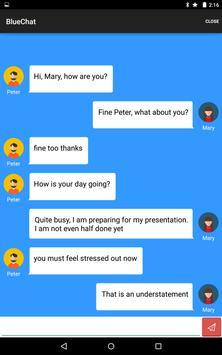 Bluetooth Chat apk screenshot