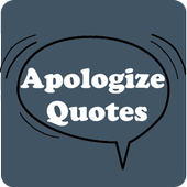 Apologize Quotes icon