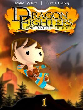 Dragon Fighters Issue 1 apk screenshot