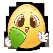 에그톡(eggtok) 무료국제전화 icon