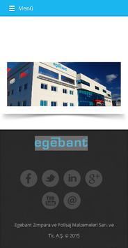 Egebant poster