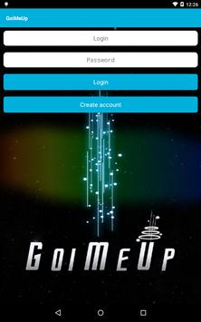 GoiMeUp apk screenshot