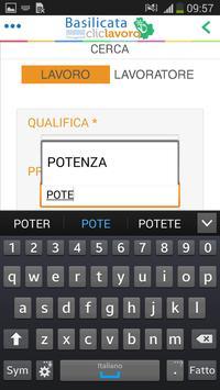 BasilicataLav apk screenshot