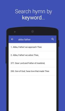Believers Hymn Book apk screenshot