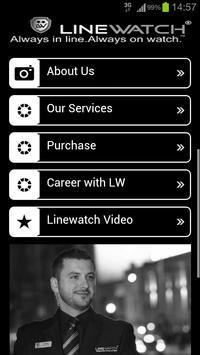 Linewatch® - Motion Sensor apk screenshot