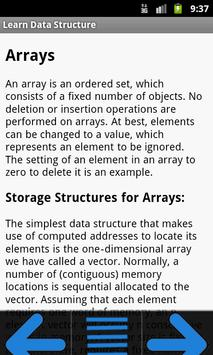 Data Structure apk screenshot