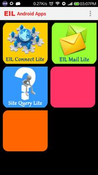 EIL Android Apps poster