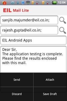 EIL Android Apps apk screenshot