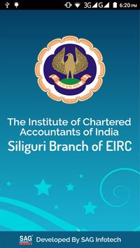 Siliguri Branch (EIRC of ICAI) poster