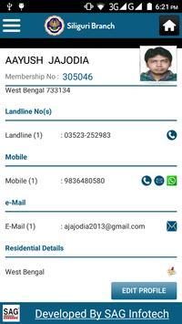 Siliguri Branch (EIRC of ICAI) apk screenshot