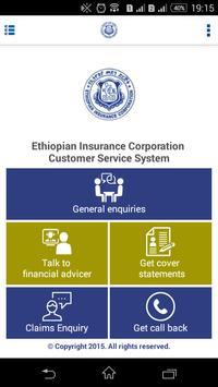 Ethiopian Insurance CMS apk screenshot