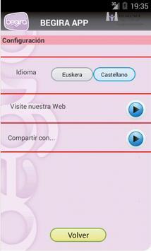 BEGIRA app apk screenshot