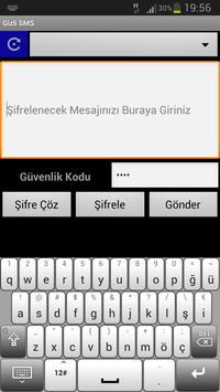 Secret Message apk screenshot