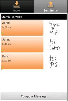 Chatter apk screenshot