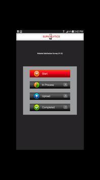 Survelytics - Mobile Surveys apk screenshot