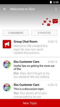 TTM Chat apk screenshot