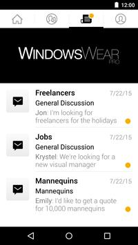WindowsWear PRO Messenger apk screenshot