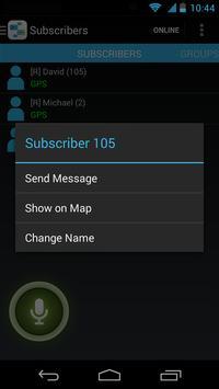 SmartPTT Mobile apk screenshot